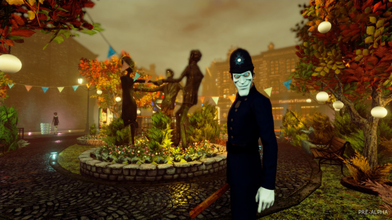 Des screens pré-alpha pour We Happy Few
