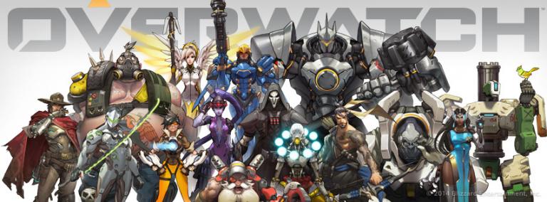 Overwatch : Nouvel essai du FPS de Blizzard !