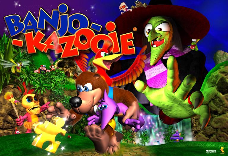 Malaise : Le futur de Banjo - Kazooie sur Kinect ?