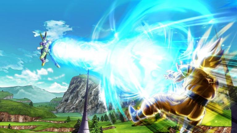 Le premier DLC de Dragon Ball Xenoverse est là