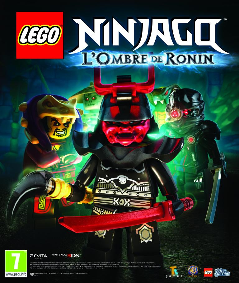 premire image pour lego ninjago lombre de ronin