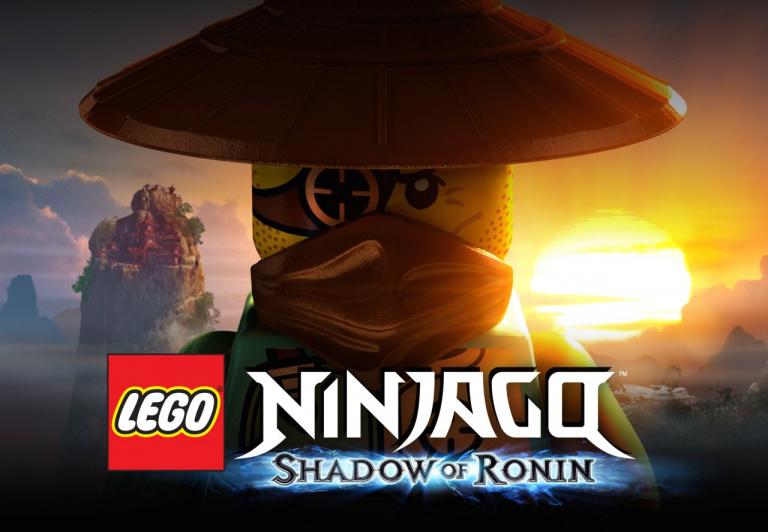 Première image pour LEGO Ninjago : L'Ombre de Ronin