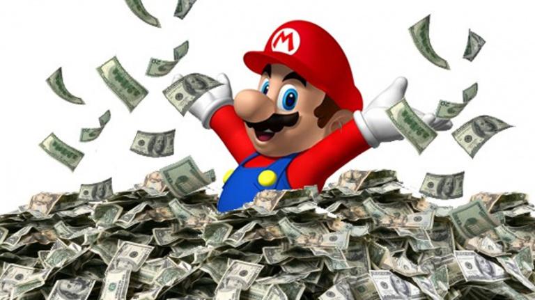 L'action en bourse de Nintendo s'envole