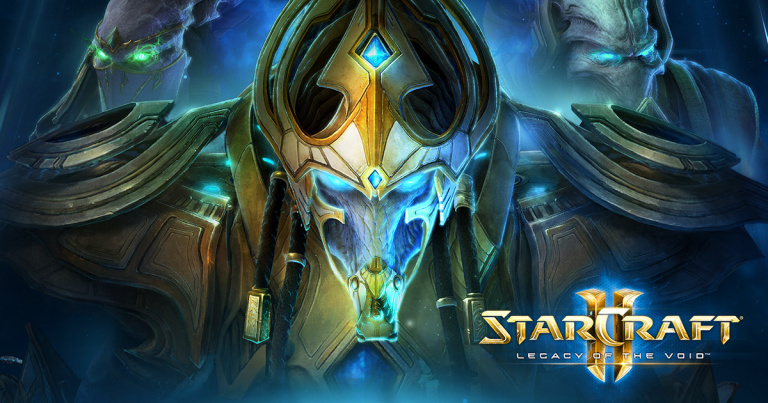 La bêta de Starcraft II : Legacy of the Void arrive le 31 mars