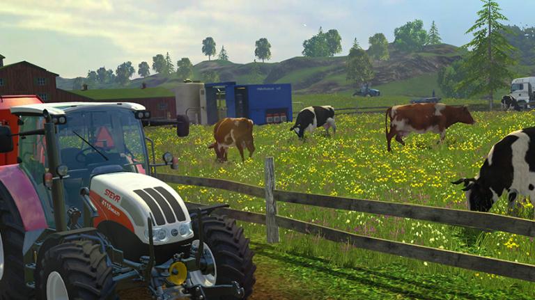 Farming Simulator 15 sur consoles le 19 mai
