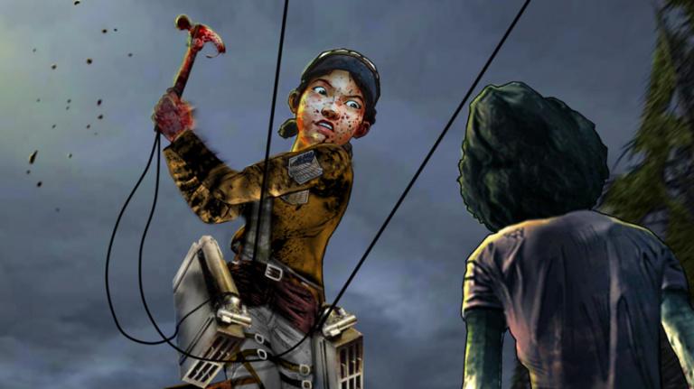 Telltale : Un épisode avant la saison 3 de Walking Dead ?