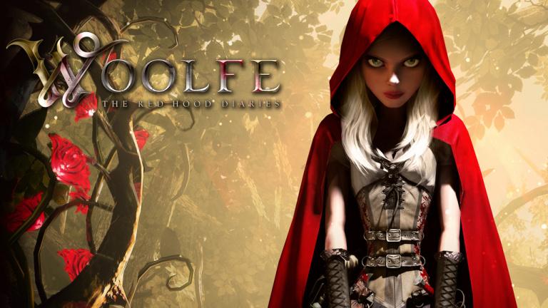 Vidéo-test : Woolfe - The Red Hood Diaries un action / platformer assez basique