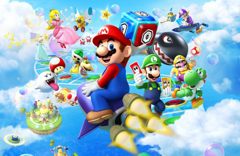 Gaming Live s'amuse sur Mario Party 10 ce samedi