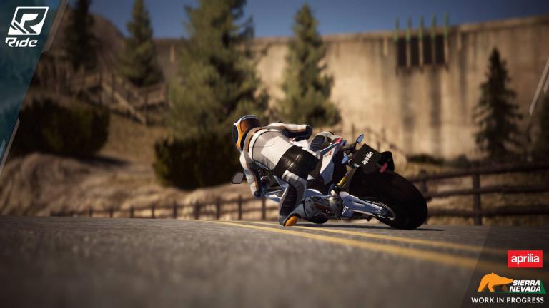 Ride repoussé sur Xbox 360 et Xbox One
