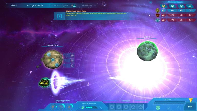 Etherium : Un STR plutôt sympathique dans un univers SF