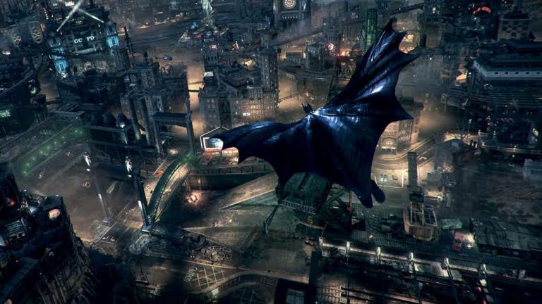 Batman Arkham Knight ne sortirait qu'en version dématérialisée sur PC