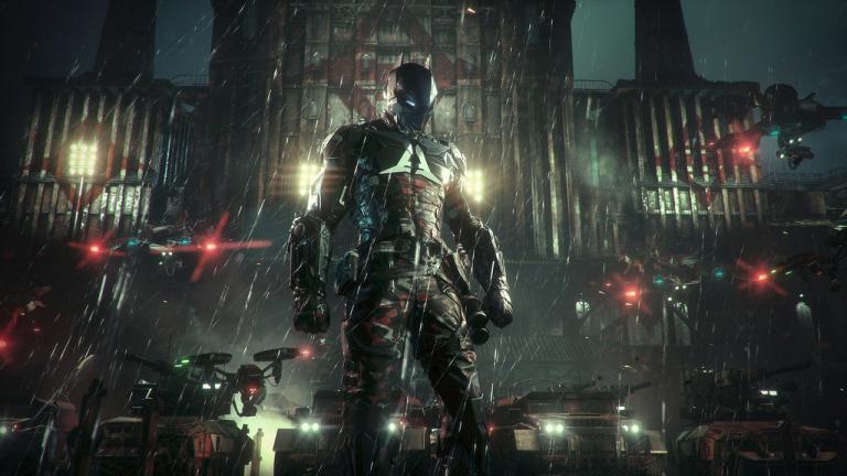 Batman Arkham Knight aura bien une version physique en France