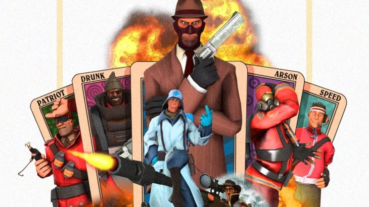 Live an Let Spy : 20 mn d'action made in Team Fortress 2