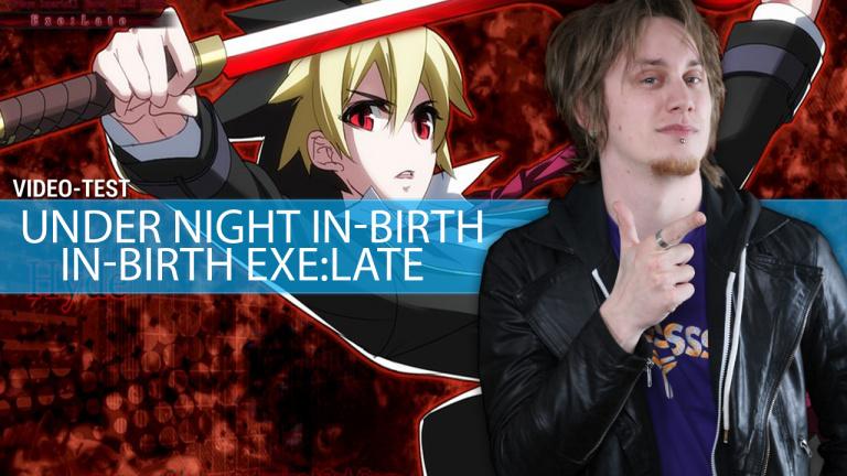 Vidéo-test : Découvrez Under Night In-birth EXE : Late en quelques minutes
