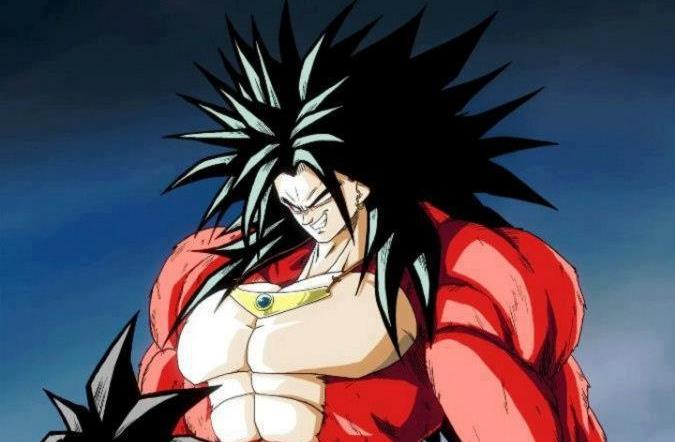 Un mod Broly Super Saiyen 4 pour Dragon Ball Xenoverse