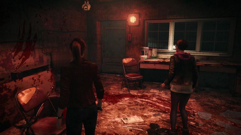 Resident Evil Revelations 2 : La coop en ligne disponible