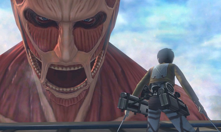 Attack on Titans : Humanity in Chains annoncé sur 3DS en Europe