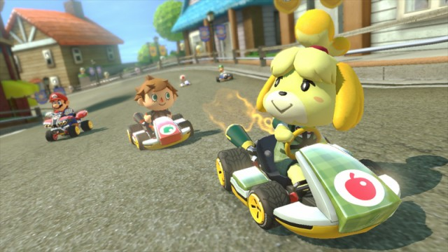 Le DLC Animal Crossing de Mario Kart 8 détaillé et avancé au 23 avril