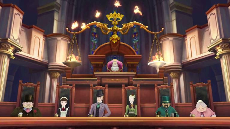 5 minutes de vidéo pour découvrir le prochain Ace Attorney