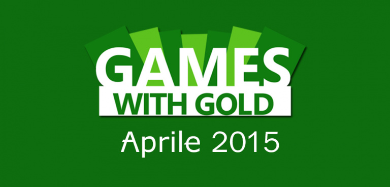Games with Gold, le programme d'avril