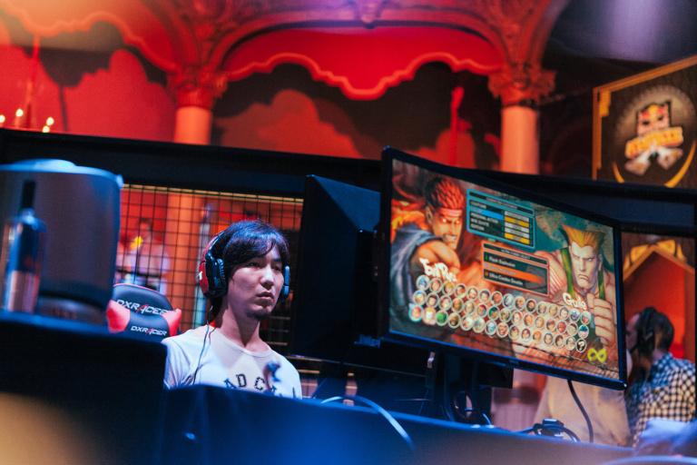 Daigo, l'Immortel sur Street Fighter