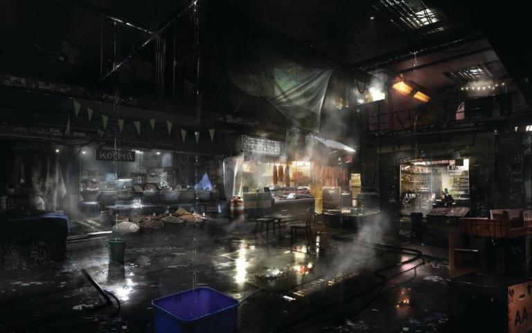 Deus Ex : Mankind Divided, une histoire de scénario