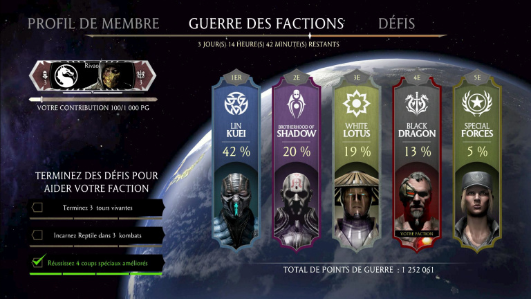 Mortal Kombat X : Le jeu de baston ultra-gore de l'année ?