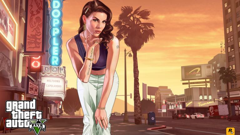 Le jour de sa sortie sur PC, GTA 5 est déjà le second titre le plus joué sur Steam