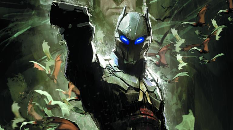 Un comics Batman pour révéler les origines d'Arkham Knight