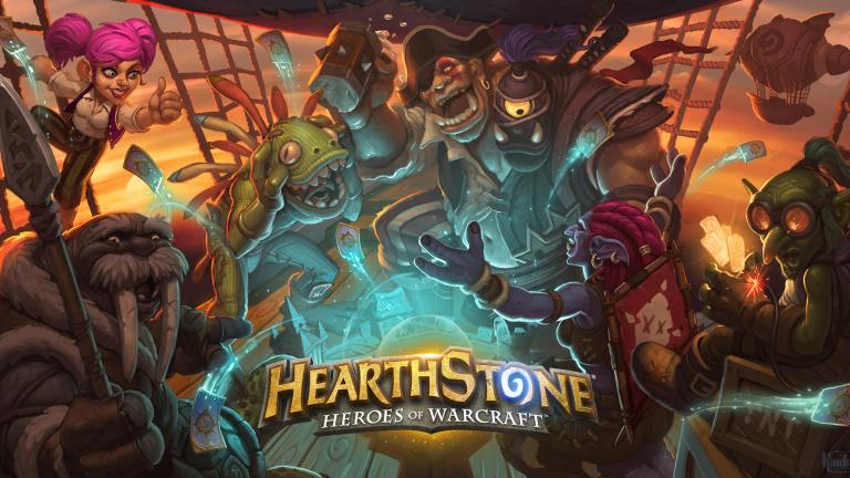 Hearthstone : Le Grand Tournoi dans le Bras de fer