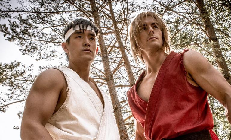 Street Fighter : Assassin's Fist débarque en blu-ray, DVD et VOD
