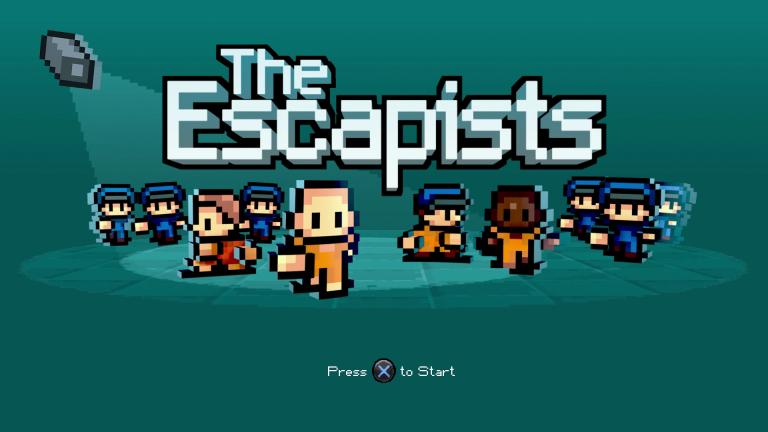 The Escapists n'oubliera finalement pas la PS4