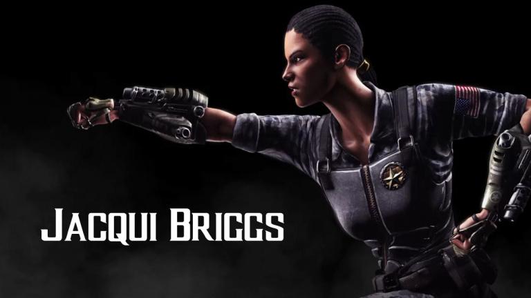 Jacqui Briggs
