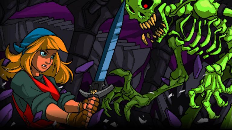 Crypt of the Necrodancer vous fera groover dès le 23 avril sur PC