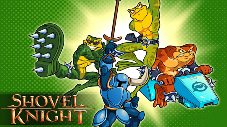 Shovel Knight certifié sur Xbox One