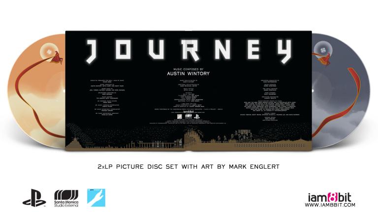 La BO de Journey sur vinyle