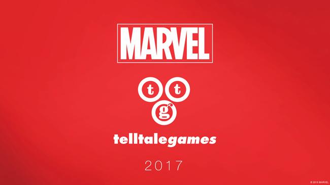 Telltale et Marvel s'associent