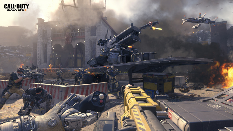 On a joué à Call of Duty : Black Ops III - Campagne, COOP, multijoueur, gameplay : on vous dit tout !
