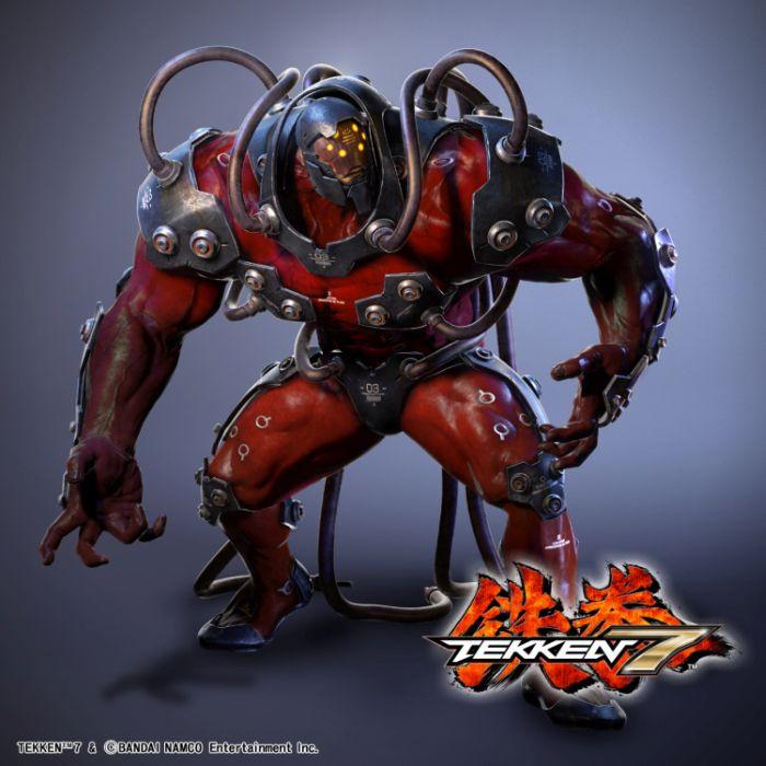 Tekken 7 - Gigas en vidéo