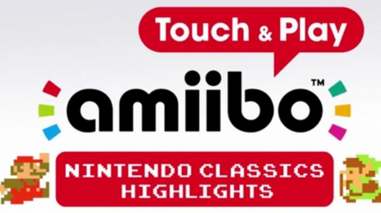 Amiibo Touch & Play : Sortie de Nintendo Classics Highlights et mise à jour du Nintendo eShop