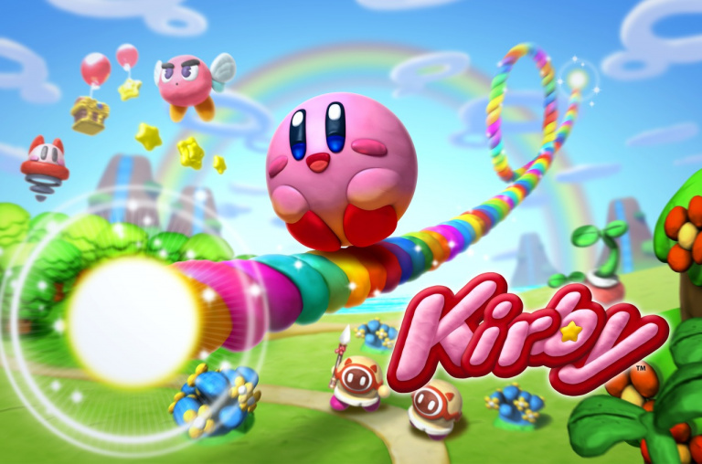 Kirby et le pinceau arc-en-ciel, le retour d'un gameplay coloré