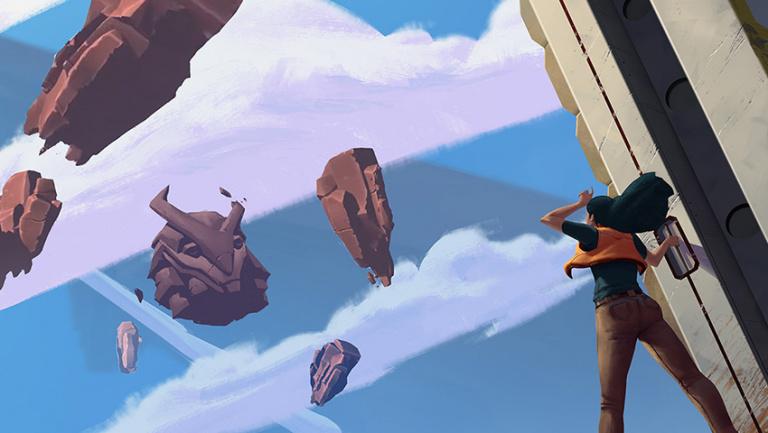 Drifting Lands en alpha gratuite sur Steam