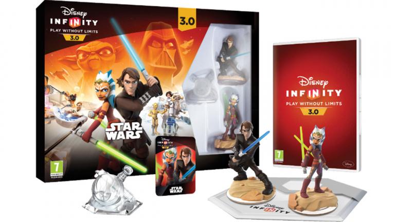 Disney Infinity 3.0 : Une nouvelle fuite avec un set Star Wars