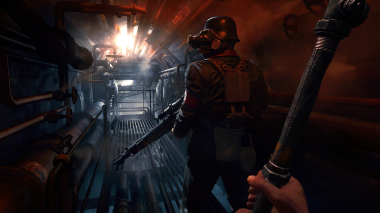 Wolfenstein : The Old Blood dévoile ses configurations