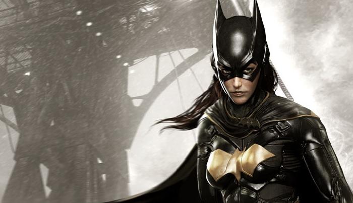 Batgirl jouable en DLC dans Batman Arkham Knight