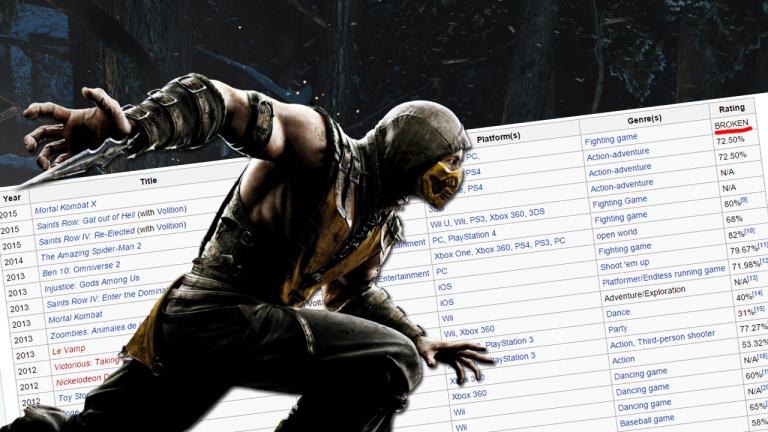 Mortal Kombat X sur PC - Le patch de la mort qui supprime les sauvegardes