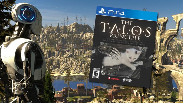 The Talos Principle en boîte sur PS4 ?