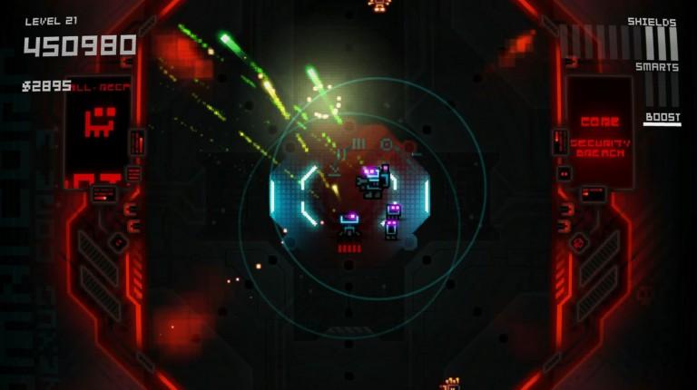 Ultratron également de sortie sur Xbox One et Wii U