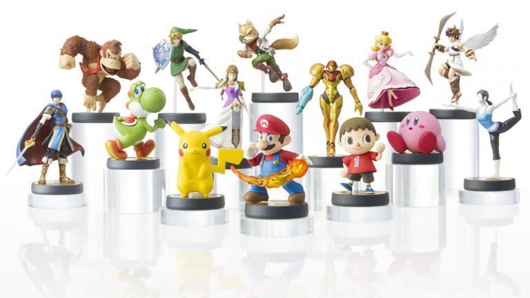 10 millions d'amiibo pour Nintendo