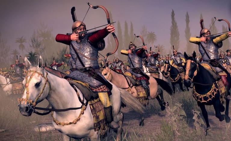 Week-end Total War sur Gaming Live
